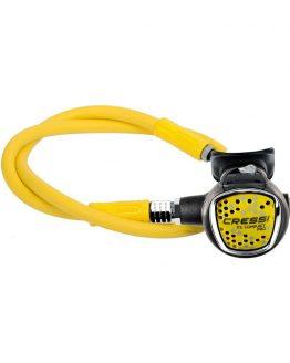 Imagen de Regulador Cressi Compact Pro amarillo