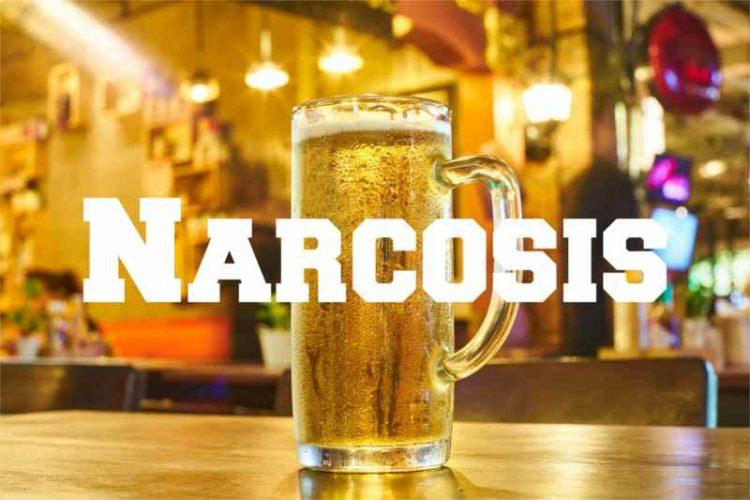 narcosis de nitrógeno